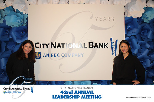 City National Bank's 42nd Annual Leadership Meeting - 12/7/2018