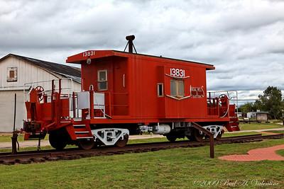 Mineral Wells RR Depot 09-22-09