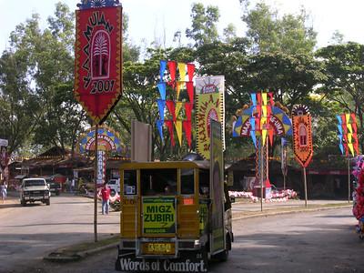 malaybalay bukidnon city ( KAAMULAN FIESTIVAL)