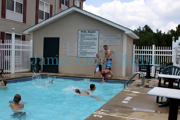 8yo All Stars State Tournamanet - Pool Day