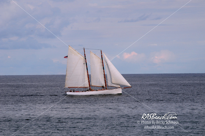 Schooner Sailing the Atlantic_001
