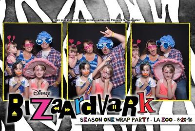 Season 1 Wrap Party-Bizaardvark