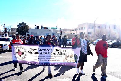 2019 MLK March