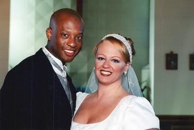 11-13-1999 Heather Haar & Sean Briley Wedding