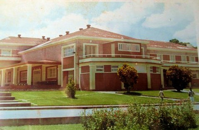 Casa do Pessoal  - Dundo