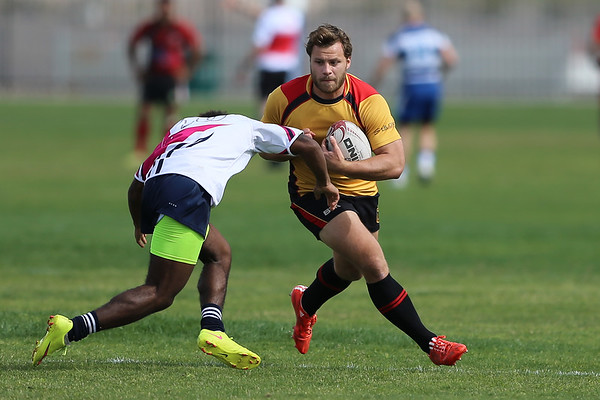 Rugby Germany 2016 Las Vegas Invitational