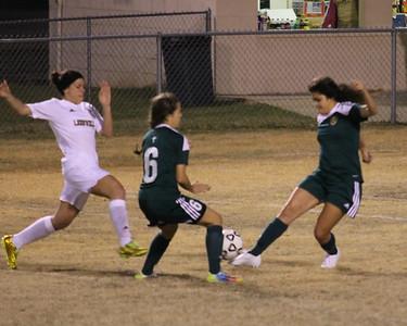Girls Soccer (Leesville)