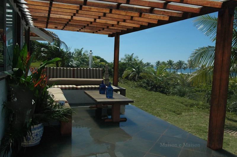 Pergola veranda Ocean veiw Marau July 15 2013.jpg