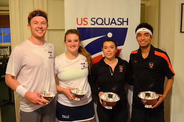 2014 U.S. Intercollegiate Squash Doubles Championships