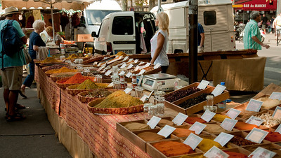 Arles Saturday Market (Day 3)