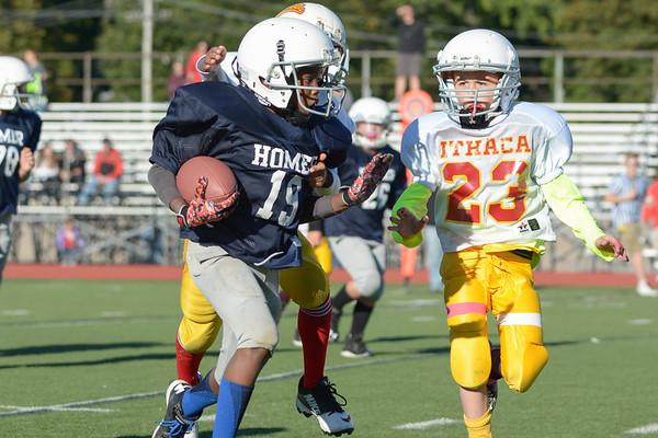 Jr Tackle vs Ithaca
