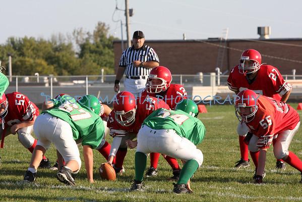 Lawson Football vs Mid-Buc 7th A 08