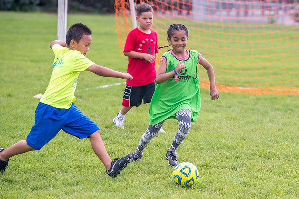 Soccer Without Borders - Summer Camp - 20190626
