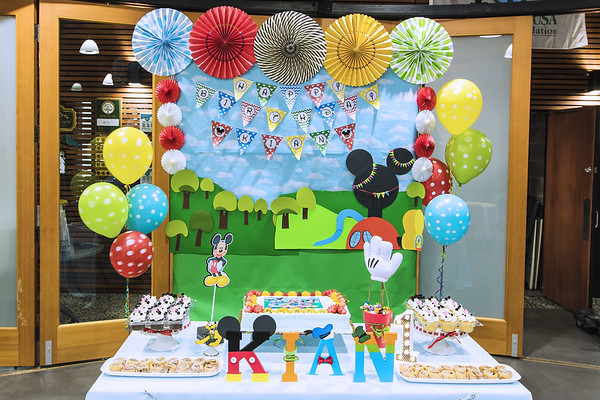 Kian's 1st