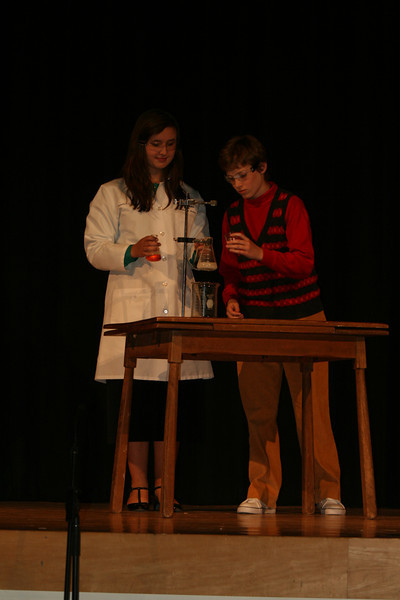 Liam & Eliza's 8th Grade Play- Charlie and the Chocolate Factory 2014