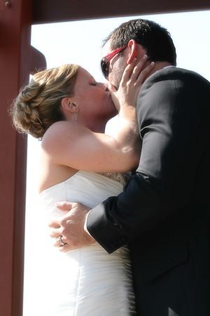 Wedding Ceremony Photography at Ragged Point Inn, Big Sur California
