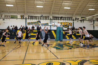 170413 LIVERMORE VARSITY MEN'S VOLLEYBALL