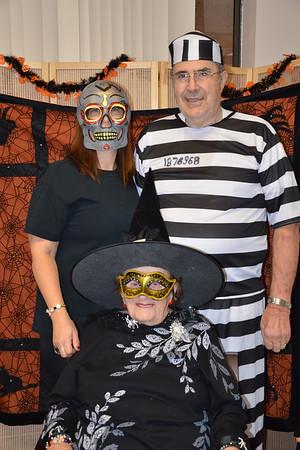 2014-10 Halloween Party