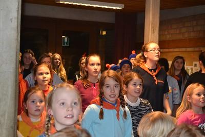 2014-2015 - Weekend - Meisjes
