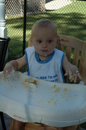 JT's 1st Birthday 2008