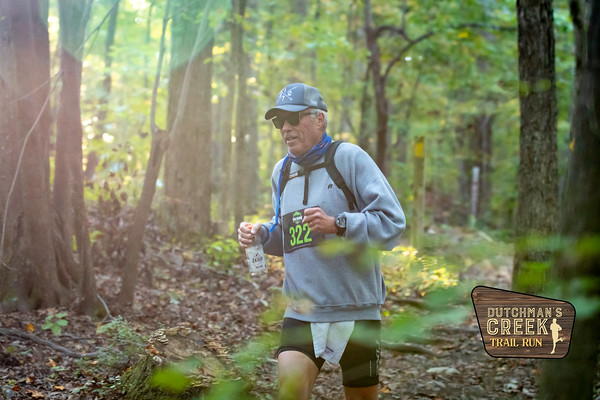 2020 Dutchman's Creek Trail Run