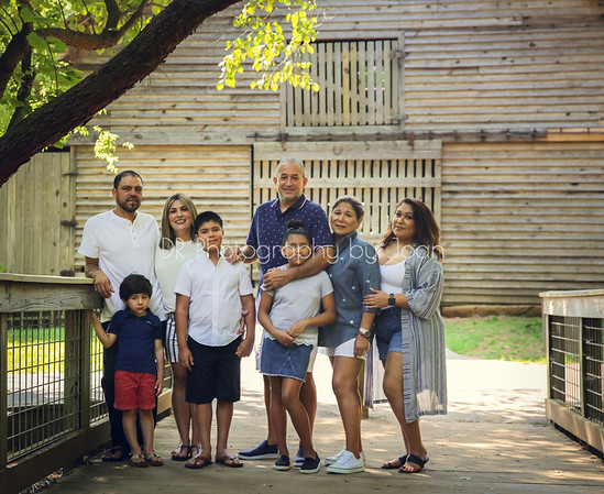 Paredes Family