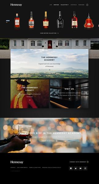 Hennessy Cognac | Never Stop Never Settle.jpeg