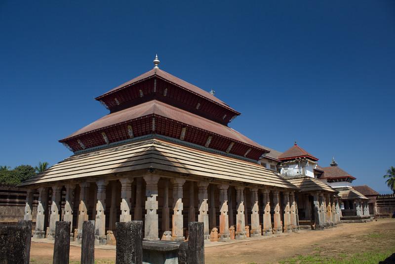 1000 pillars in Moodabidri, Karnataka