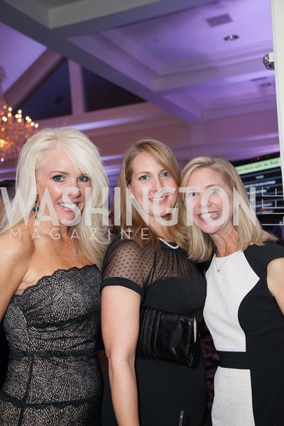 Stephanie Wikberg, Marcie Decker, Amy Kiser