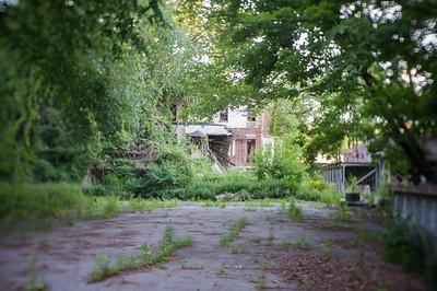 Brooklyn Navy Yard - Admiral's Row