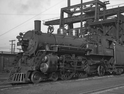 Wabash—Steam Locomotives