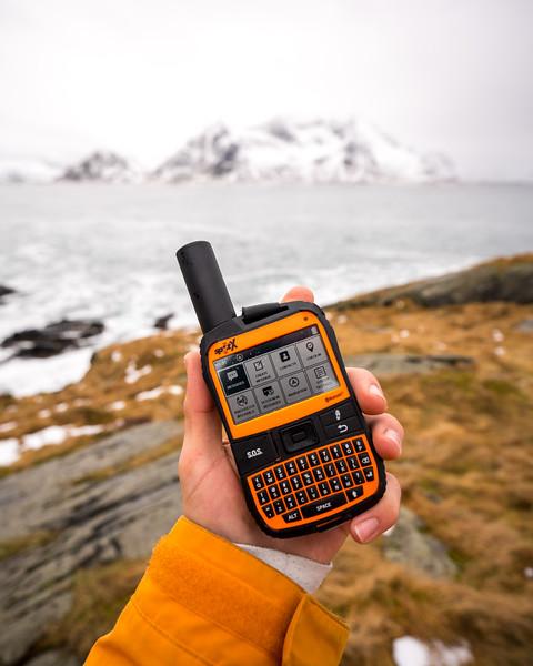 Product Photography | Spot X GPS Device Set 12 FEB 2020