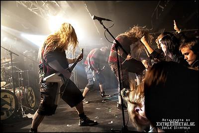 F.K.Û - Club Paranoid Debaser Slussen 6/10 2010