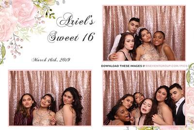 Ariel's Sweet 16 @ San Carlo