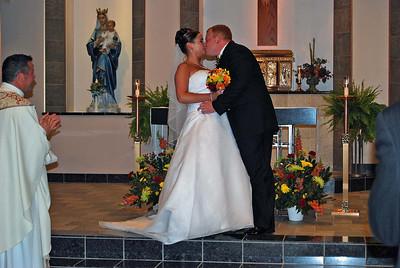 Chris & Kayde's Wedding Oct 08