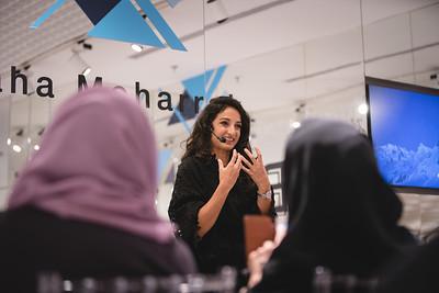 Rubaiyat The Hub with Raha Moharrak