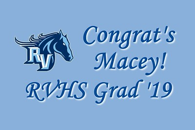Macey's Graduation Party - May 19, 2019