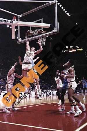 1981-1982 Men's Basketball