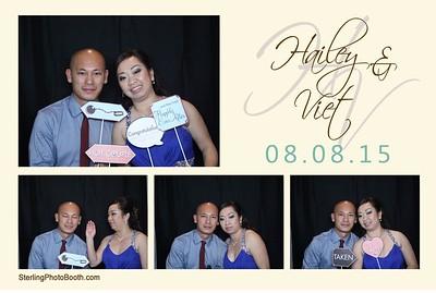 Hailey & Viet's Wedding
