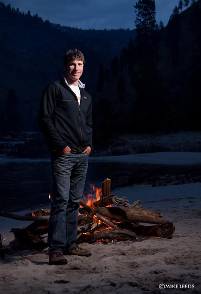 Jesse Murphy, Main Salmon River, Idaho.
