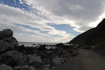 Red Rocks Track