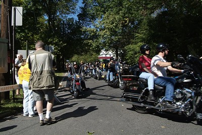 Andiamo Motorcycle Benefit Run 2005