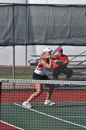 Tennis - Sarah Collins