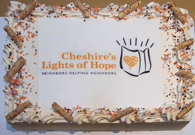 Cheshire's Lights of Hope Thank You Party 2020