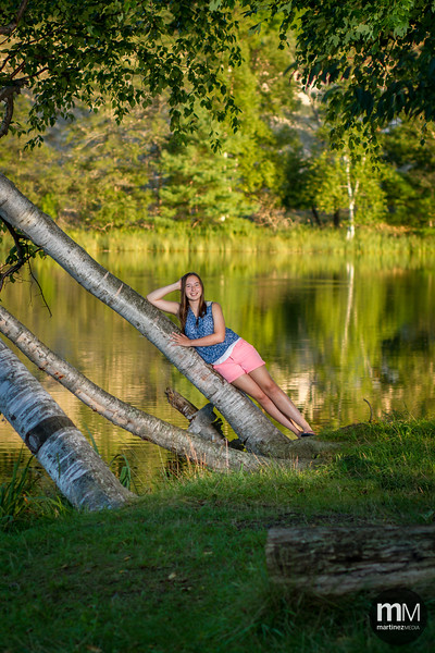 We had a great time going out to the Ludington State Park to capture Nicole's senior session. Lots of fun exploring on a perfect day!