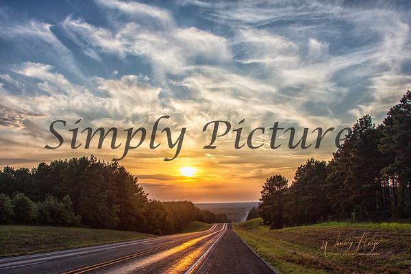 Hayter Hill Sunsets