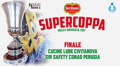 FINALE «Cucine Lube Civitanova - Sir Safety Conad Perugia»
