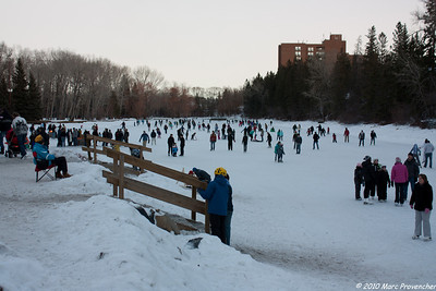 Skating Bowness 2010