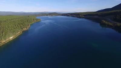 Dickey Lake, Montana