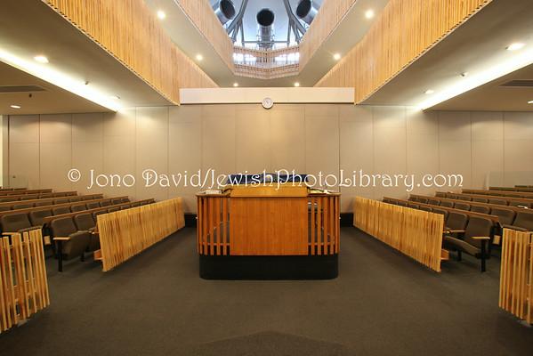 NEW ZEALAND, Auckland. Auckland Hebrew Congregation, Beit Yisrael Synagogue. (9.2010)